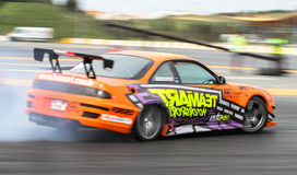 Apex Masters Turkish Drift Championship Stock Images