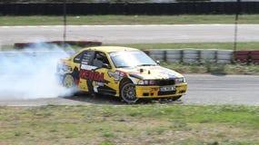 Apex Masters Turkish Drift Series Izmit Race Stock Images