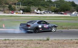 Apex Masters Turkish Drift Series Izmit Race royalty free stock photo
