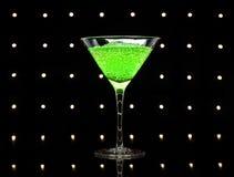 Apfel Martini Στοκ εικόνες με δικαίωμα ελεύθερης χρήσης
