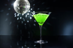 Apfel Martini Stock Photography