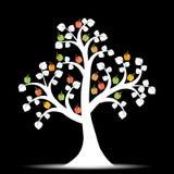 Apfelbaum lizenzfreie abbildung