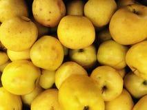 Apfelbeschaffenheit Lizenzfreie Stockbilder
