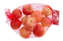 Apfelbeutel Lizenzfreies Stockbild