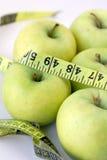 Apfelfrucht Stockfoto