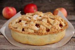Apfelkuchen. Lizenzfreie Stockbilder