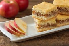Apfelkuchen Stockfotos