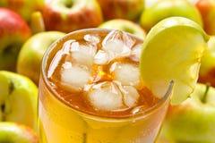 Apfelsaft Stockbild