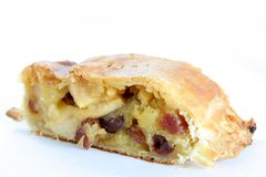 Apfelstrudel, or strudel cake Royalty Free Stock Photos