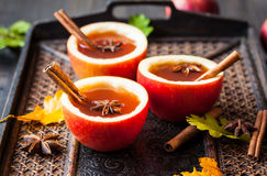 Apfelwein Stockfotos
