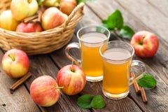 Apfelwein stockbilder