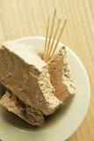 aphrodisiac halvah γλυκό Στοκ φωτογραφία με δικαίωμα ελεύθερης χρήσης