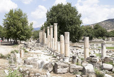 Aphrodisias Photographie stock