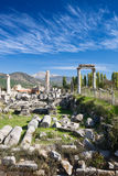 Aphrodisias, Agora Royalty Free Stock Photos