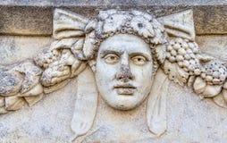 aphrodisias frieze Στοκ Εικόνες