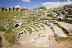 Aphrodisias Stadium Stock Photo