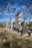 Aphrodisias, Temple of Aphrodite Royalty Free Stock Image
