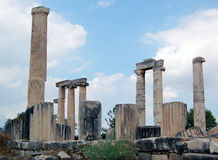 Aphrodisias, Turkije Stock Foto's