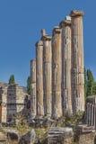 aphrodite ναός Στοκ Εικόνα