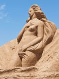 Aphrodite. Royalty Free Stock Photography
