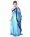 Aphrodite-griechische Göttin der Liebe Lizenzfreies Stockfoto