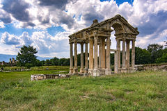 Aphrodite temple Royalty Free Stock Photography