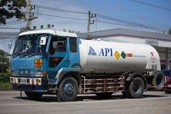 Api氧气卡车 图库摄影