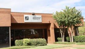 Aerospace Products International, Memphis, TN. API focuses on the distribution of major OEM / PMA parts Stock Images