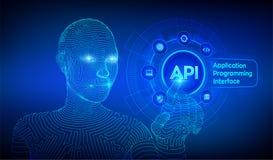 Api Interface de Programmation d'Application, instrument de d?veloppement de logiciel, technologie de l'information et concept d'
