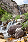 Apikuni Falls, Montana Royalty Free Stock Image