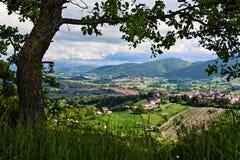 Apiro, Italia Foto de archivo