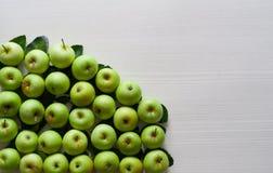 Aple de la fruta fresca Fotografía de archivo libre de regalías