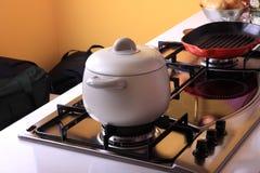 Aplicaciones de cocina Foto de archivo