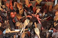 Aplicaciones de cocina foto de archivo libre de regalías