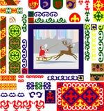 Aplicaciones de Nanaian Imagenes de archivo