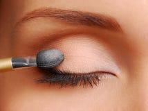 aplikatoru kosmetyczne Zdjęcie Stock