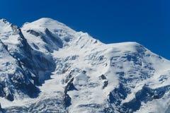 Apline glacier Royalty Free Stock Photo