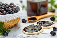 aplle αχλάδι μαρμελάδας καρπού Στοκ Εικόνες