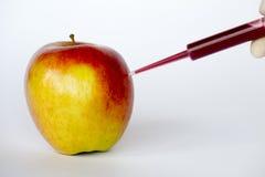 Aplle GMO Stock Image