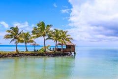aplomb Остров Самоа Стоковое Изображение