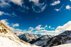 Apls και ουρανός Στοκ εικόνες με δικαίωμα ελεύθερης χρήσης