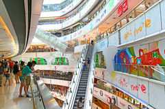 Apm shopping mall, hong kong Royalty Free Stock Images