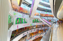 Apm shopping mall, hong kong Royalty Free Stock Photography