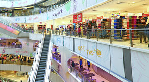 Apm shopping mall, hong kong Stock Images