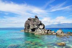 Apo海岛,菲律宾 库存照片