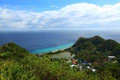 Apo海岛 库存照片