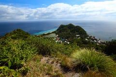 Apo海岛 库存图片