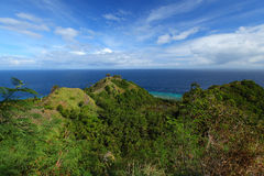 Apo island Stock Image