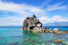 Apo wyspa, Filipiny Fotografia Royalty Free