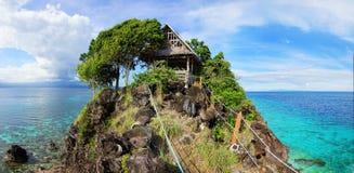 Apo wyspa, Filipiny Zdjęcia Royalty Free